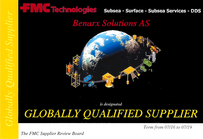 FMC Globally Approved Supplier